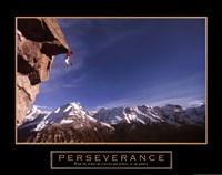 Perseverance – Cliffhanger Fine-Art Print