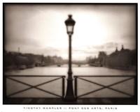 Pont Des Arts, Paris Fine-Art Print