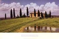 Tuscan Hillside #5 Fine-Art Print