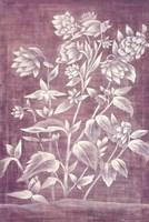 Floral Tapestry III Fine-Art Print