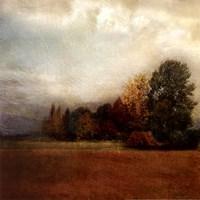 Autumn Horizon II Fine-Art Print