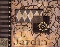 Le Jardin - Cs Fine-Art Print