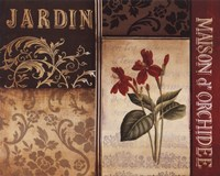 Belle Jardin I Fine-Art Print