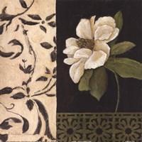 Negro Y Blanco Simplicidad I Fine-Art Print