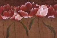 Flower Dance I Fine-Art Print