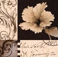 Hibiscus Blossom II Fine-Art Print