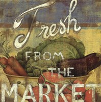From The Market IV Fine-Art Print
