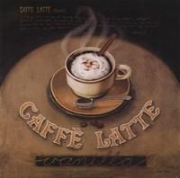 Cafe-Latte Fine-Art Print