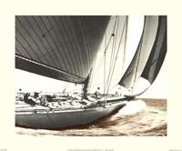 Ranger 1937 Vintage Maritime Fine-Art Print