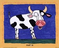 Cow Fine-Art Print