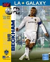 David Beckham 2008 International Series(#95) Fine-Art Print