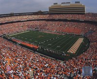 Neyland Stadium University of Tennessee; 2005 Fine-Art Print