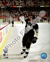 Sidney Crosby 1st Star of the Game, Game 3 of the 2008 NHL Stanley Cup Finals; #9 Fine-Art Print