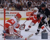Chris Osgood, Game 4 Action of the 2008 NHL Stanley Cup Finals Fine-Art Print