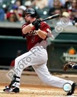 Jeff Bagwell Batting Action Fine-Art Print