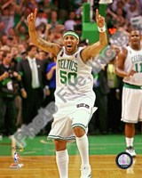 Eddie House, Game Six of the 2008 NBA Finals; Action #27 Fine-Art Print