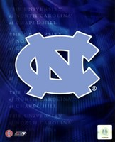 University of North Carolina 2008 Logo Fine-Art Print