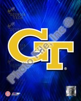 Georgia Tech Yellow Jackets 2008 Logo Fine-Art Print