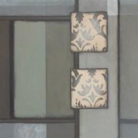 Patchwork Patterns II Fine-Art Print