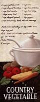 Country Vegetable Fine-Art Print
