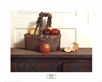 Still Life With Apples Fine-Art Print