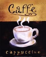 Caffe Cappuccino Fine-Art Print