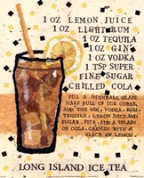 Long Island Iced Tea Fine-Art Print