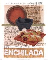 Enchilada Fine-Art Print