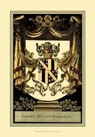 Family Crest I Fine-Art Print