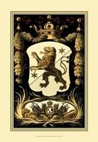 Family Crest III Fine-Art Print