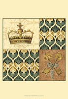 Regal Heraldry II Fine-Art Print