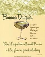 Banana Daiquiri Fine-Art Print