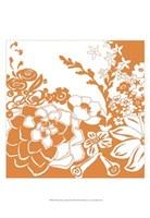 Vibrant Tokyo Garden III Fine-Art Print