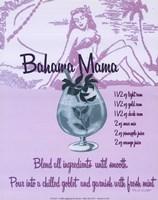 Bahama Mama Fine-Art Print