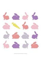 Animal Sudoku in Pink II Fine-Art Print