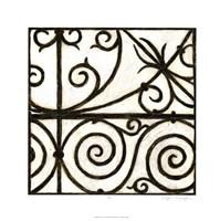 Iron Gate IV Fine-Art Print