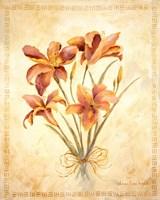 Textured Bouquet II Fine-Art Print