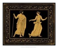 Etruscan Scene I Fine-Art Print