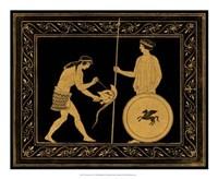 Etruscan Scene IV Fine-Art Print