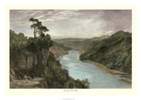 Olde River Fine-Art Print
