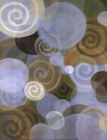 Spirals I Fine-Art Print