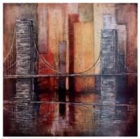 Urban Trend I Fine-Art Print