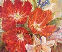 Spring Baroque Fine-Art Print