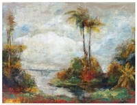 Tropical Inlet Fine-Art Print