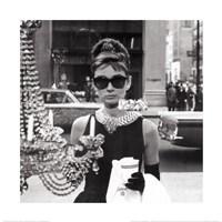 Audrey Hepburn (Window) Fine-Art Print