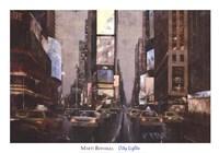 City Lights Fine-Art Print