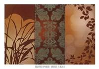 Bronze Filagree Fine-Art Print