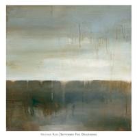 September Fog Descending Fine-Art Print