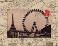 Destination Paris IV Fine-Art Print