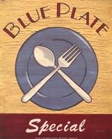Blue Plate Special Fine-Art Print